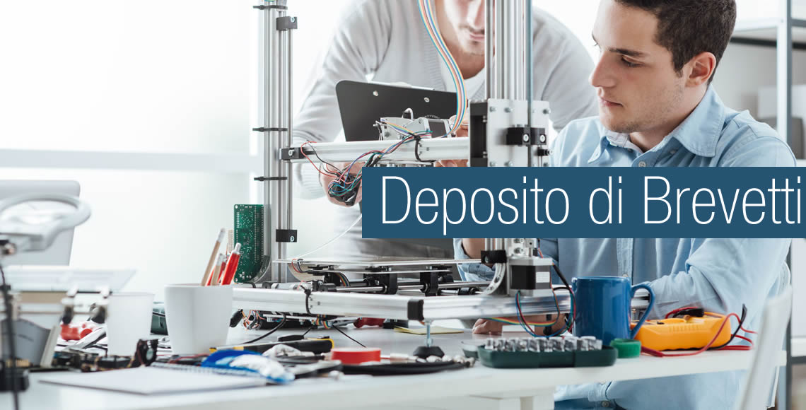 Pisa - Deposito di Brevetti in Italia all'interno della Comunità Europea e a livello Internazionale